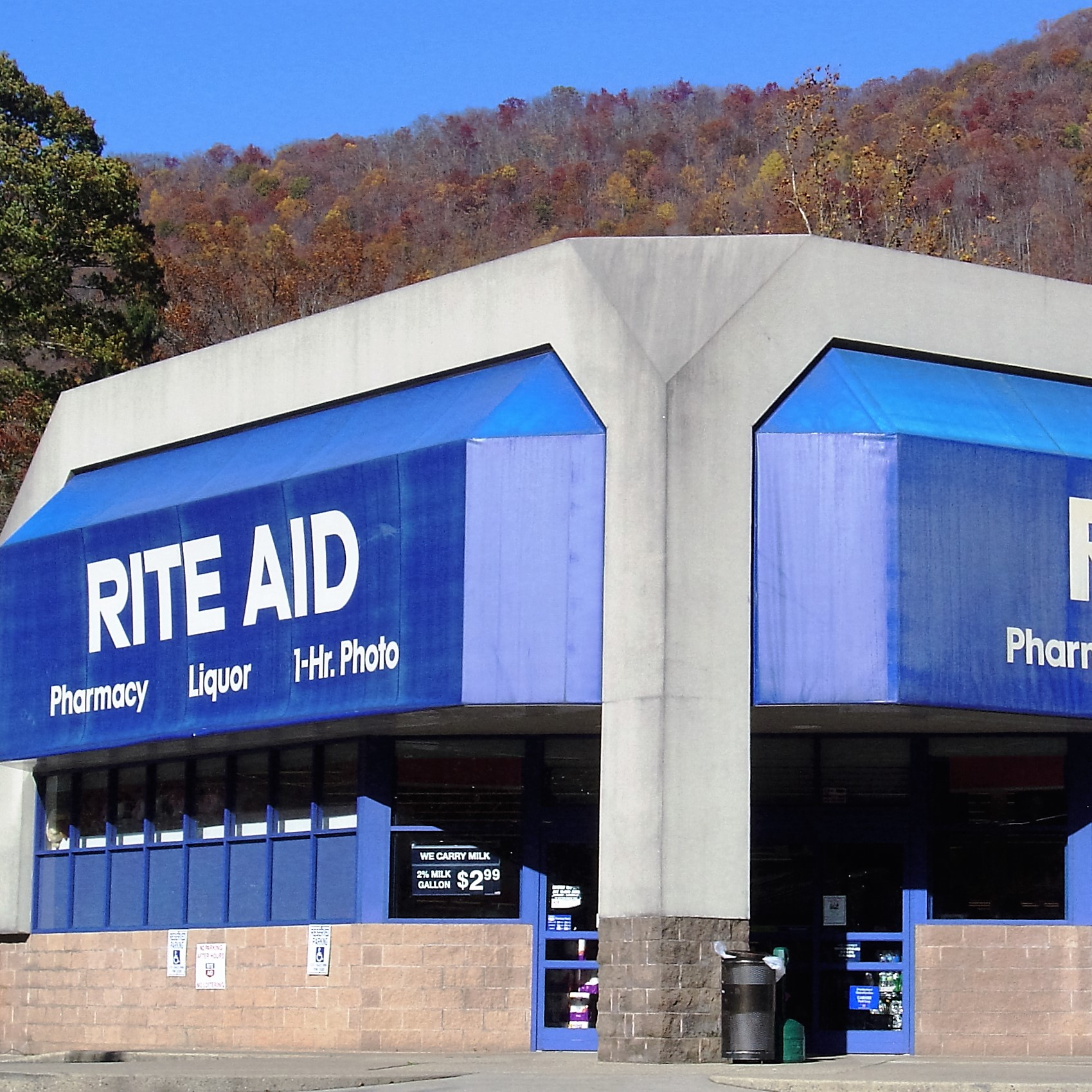 Rite Aid Webster County Tourism