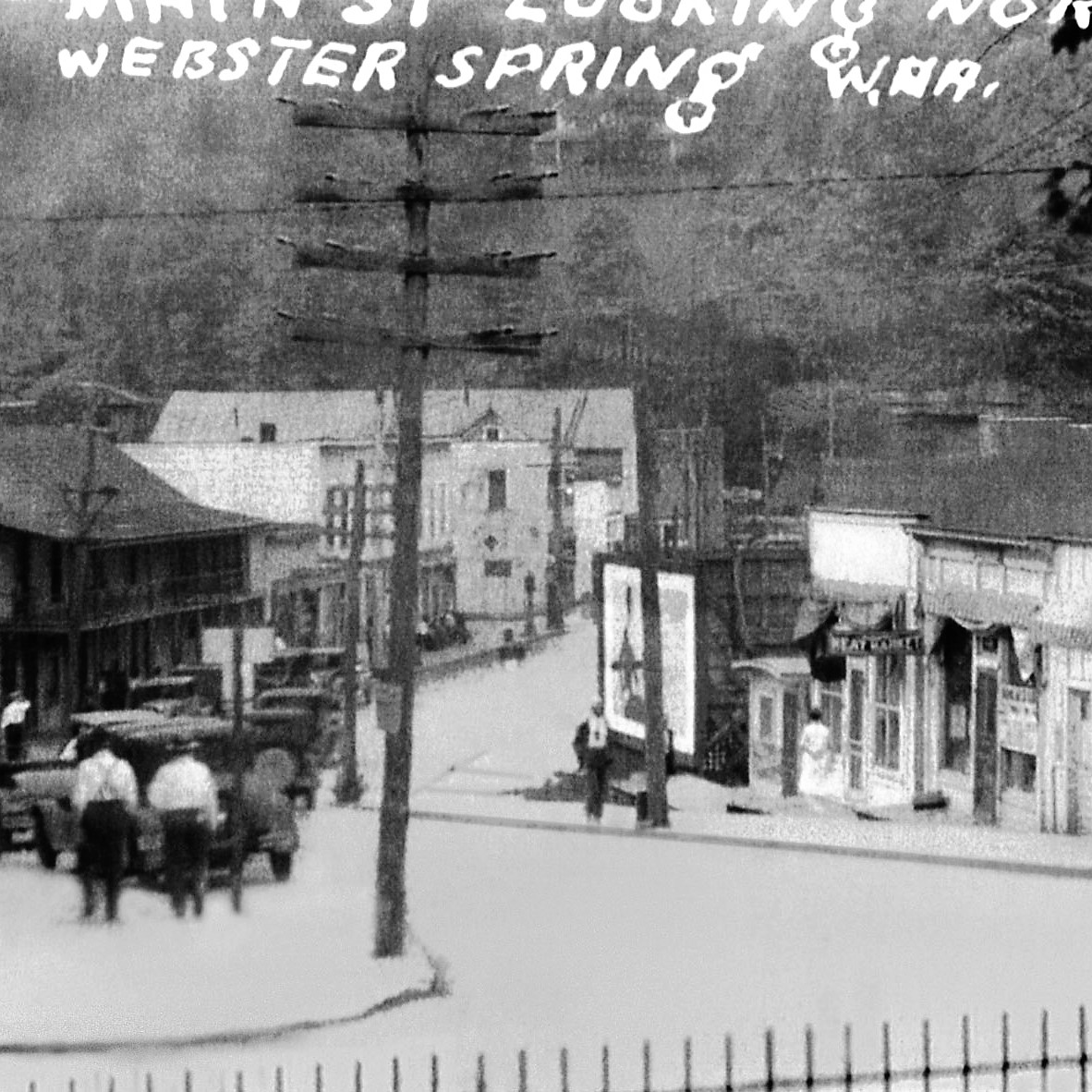 historic Webster Springs