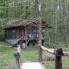 Jerry Run Cabin
