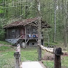 Jerry Run Cabin